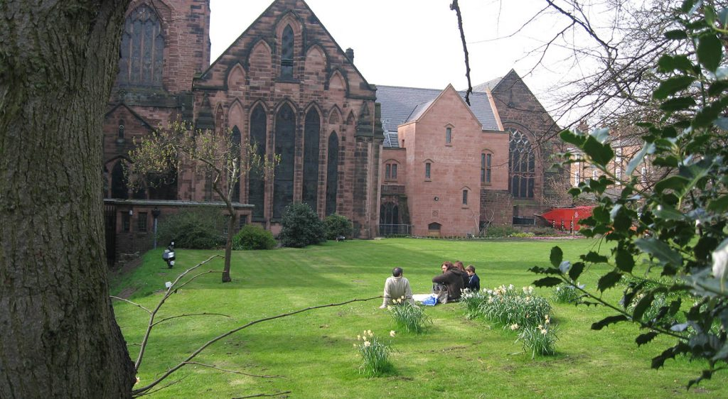 Chester Cathedral Song School